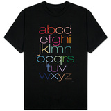 Rainbow Alpha Shirt