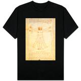 Vitruvian Man, c.1492 T-Shirt