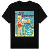 Little Swimmer T-shirts