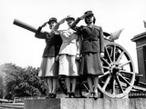 WWII Women War Effort Photographic Print by  Anonymous