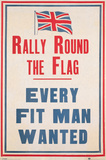 Rally Round the Flag Posters