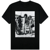 The Jimi Hendrix Experience Arriving at Heathrow Airport, August 1967 Shirts