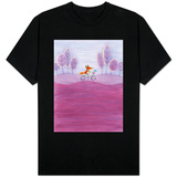 Bicycle Ride T-shirts