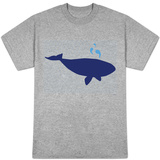 Blue Whale T-shirts