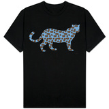 Blue Jaguar T-shirts