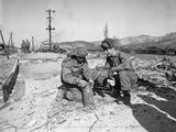 Korean War Photographic Print by Jim Pringle