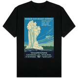 Yellowstone National Park, c.1938 T-shirts