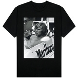 James Hunt in His Marlboro Mclaren Racing Car 1978 T-Shirts
