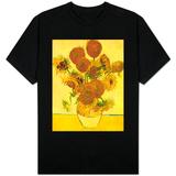 Still Life with Sunflowers T-skjorter
