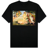 Birth of Venus Shirts