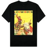 Cowboyer T-skjorter