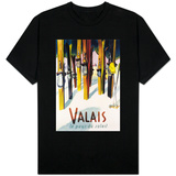 Valais, Switzerland - The Land of Sunshine T-shirts