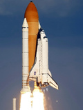 Space Shuttle Photographic Print by Alan Diaz