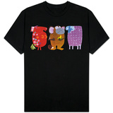 Horse, Monkey, Ram T-shirts