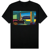 Edward Hopper - Western Motel T-shirts