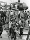 Vietnam Evacuation Photographic Print by  JT