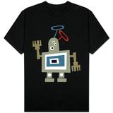 Wacky Waving Robot T-Shirt