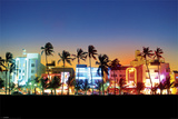 Ocean Drive-Miami Photo