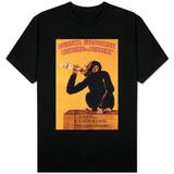 Italy - Anisetta Evangelisti Liquore da Dessert Promotional Poster Camisas
