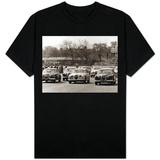 Saloon Car Race at the International '200' Meeting at Aintree, Jaguar S-Type Saloon Car, April 1961 Shirts