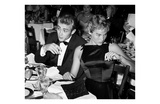 James Dean and Ursula Andress Prints by Frank Worth