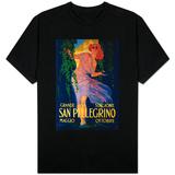 San Pellegrino Vintage Poster - Europe T-skjorter