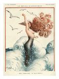 La Vie Parisienne, H Gerbault, 1924, France Prints