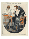 La Vie Parisienne, Rene Vincent, France Prints
