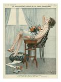 La Vie Parisienne, Georges Pavis, UK Poster