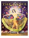 The Dance, Joyce Coles, 1928, USA Giclee Print