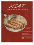 American Meat Institute, USA Giclee Print