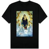 The Virgin With Angels Skjorter