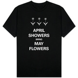 April Showers T-Shirt
