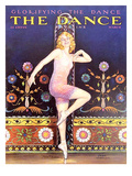 The Dance, Joan Oldham, 1929, USA Prints