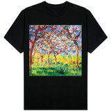 Printemps a Giverny, 1903 T-shirts