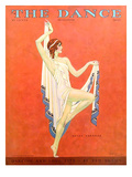 The Dance, Nitza Vernille, 1929, USA Giclee Print