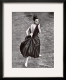 Add a Pearl Week Paris Collection Framed Photographic Print by Loomis Dean