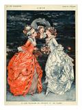 La Vie Parisienne, C Herouard, 1924, France Giclee Print