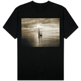 Diamond Head Yacht in Swiftsure Race T-Shirt