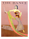 The Dance, Ruth St Denis, 1929, USA Giclee Print