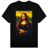 Mona Lisa 2 T-shirts