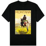 Cowboy & Horse, Montana Shirts
