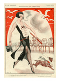 La Vie Parisienne, Vald'es, France Prints