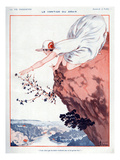 La Vie Parisienne, Armand Vallee, 1923, France Prints