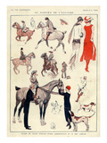 La Vie Parisienne, L Vallet, France Giclee Print