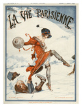 La Vie Parisienne, Cheri Herouard, 1920, France Giclee Print
