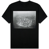 Aerial View of Manhattan T-shirts