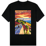 Acadia National Park, Maine - Cadillac Mountain T-shirts