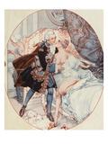 La Vie Parisienne, Herouard, 1926, France Giclee Print