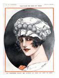 La Vie Parisienne, C Herouard, 1920, France Giclee Print